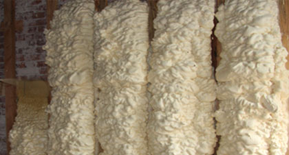 open-cell spray foam for Los Angeles applications
