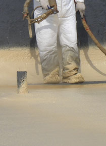 Los Angeles Spray Foam Roofing Systems